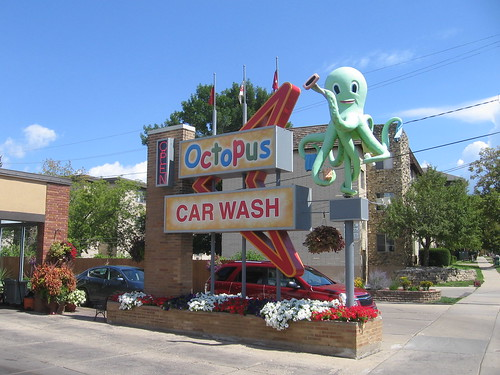 Octopus Car Wash (Madison, WI)