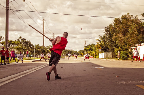 Miami Stickball
