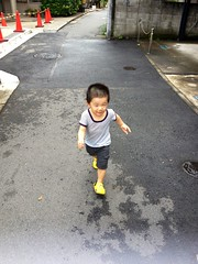 朝散歩 (2012/9/2)