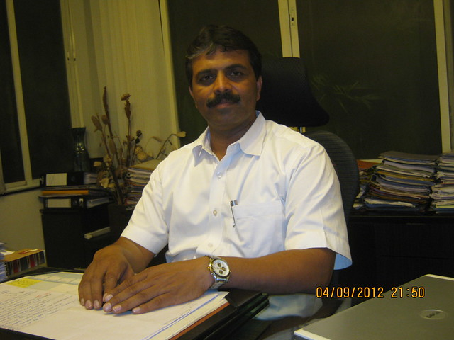 Advocate Nandkumar Shinde