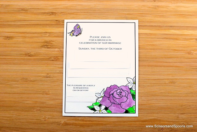 Reception Invitation