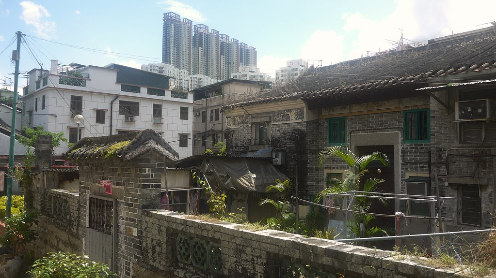 Old House in Tai Wai Village