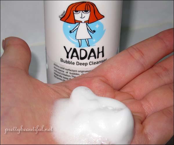 Yadah Bubble Deep Cleanser