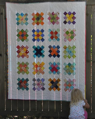finished granny quilt 2