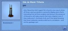 Ode de Wand - Trifecta