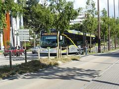 Nantes - Busway - Ligne 4 - Île de Nantes