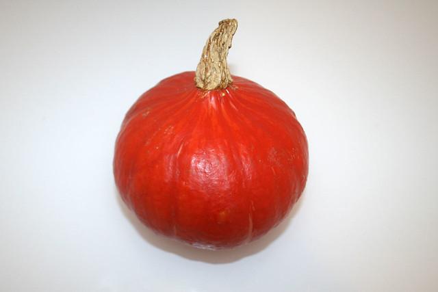 01 zutat hokkaido k rbis ingredient hokkaido pumpkin flickr photo sharing. Black Bedroom Furniture Sets. Home Design Ideas