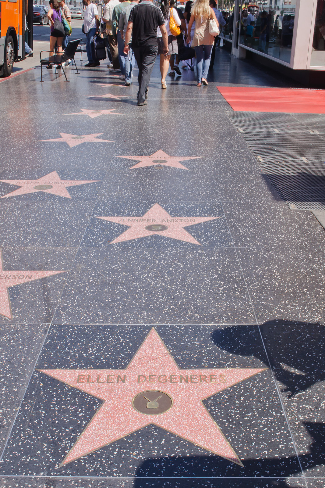 Hollywood Walk of Fame   Flickr - Photo Sharing!