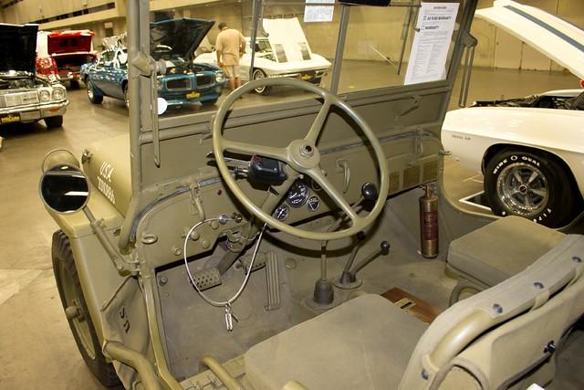 Jeep 1942 Dash