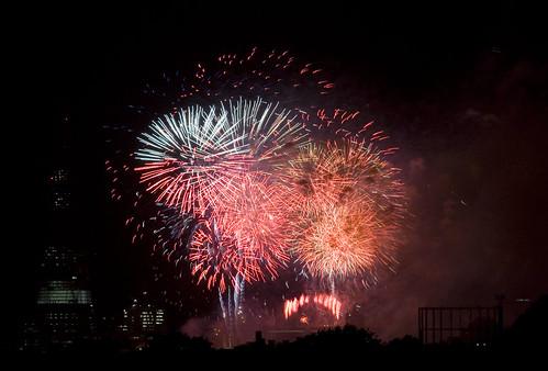 Paralympics Fireworks