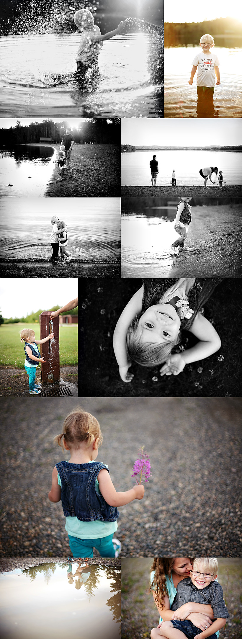 prince george family photography