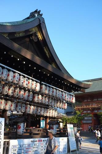 2012夏日大作戰 - 京都 - 八坂神社 (10)