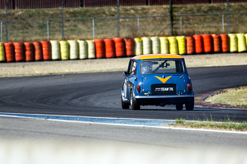 Austin Mini Grand Prix Historique Nogaro 2012 Grand Pr Flickr