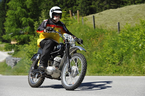 DKW Tauplitzalm Bergpreis 2012 classic motorcycle Hill Climb Austria Copyright B. Egger :: eu-moto images All rights reserved 7273