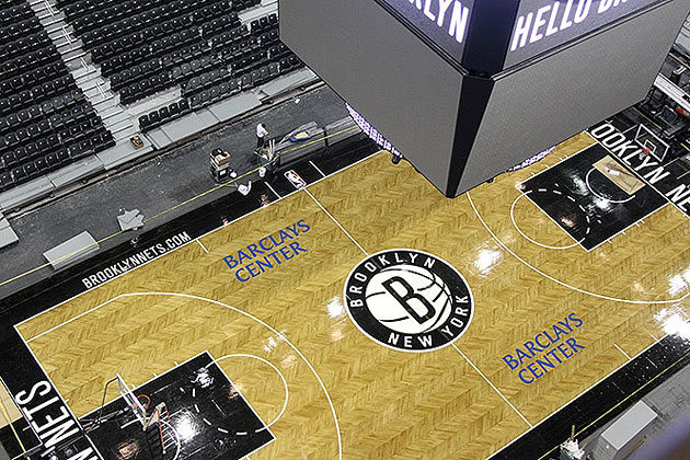 nets floor