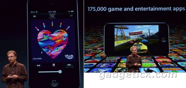 Игры на iPod
