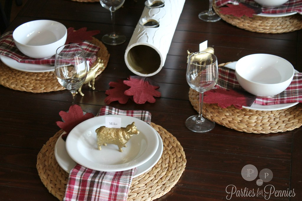 Fall log tablescape - final 4