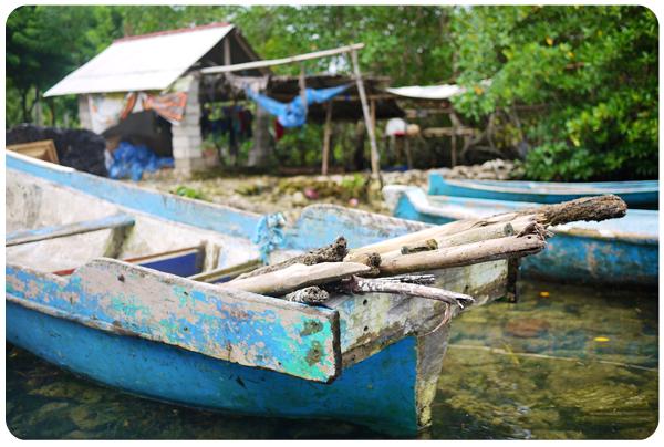 Nusa Ceningan - Barque