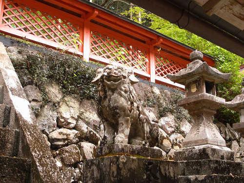 桜木神社と象の小川@吉野町-07