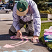 2012-09-14 - Tacoma Sidewalk Chalk