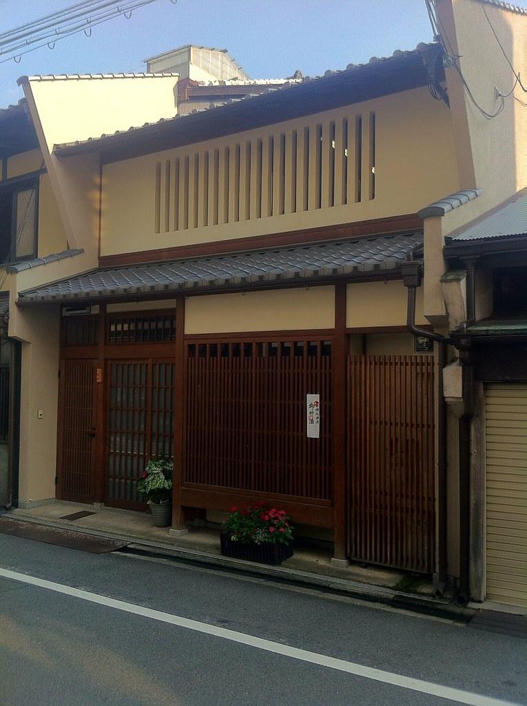 京都界隈・町家
