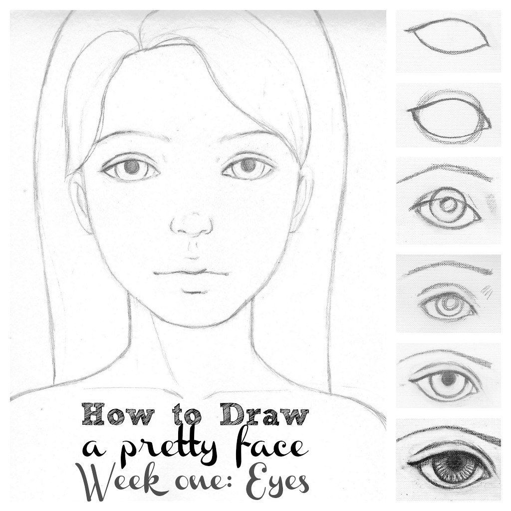 How To Draw Eyes In 7 Easy Steps Learn To Draw Eyes In 7 S Flickr