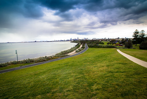 Melbourne from Ormond Hill