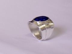 ring, sapphire, jewellery, gemstone, silver,