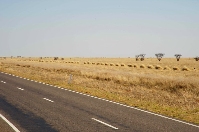 Winton to Cloncurry Australia - photo by Geoffrey Rhodes on Flckr CC