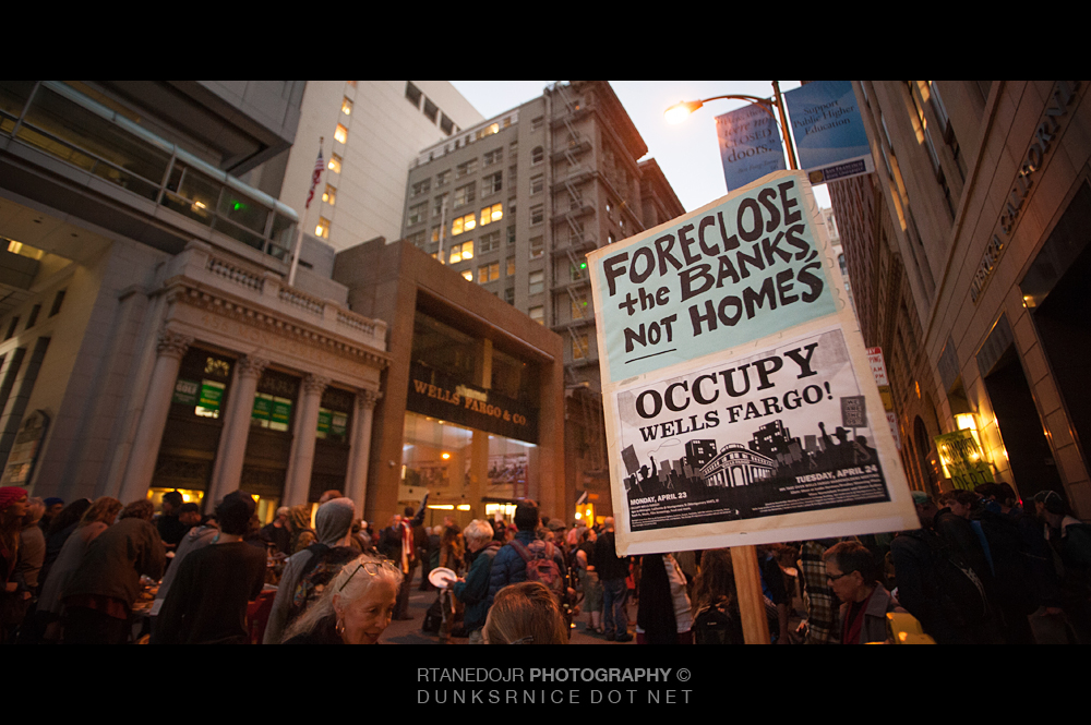 Occupy SF 2012.