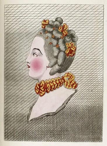 004-L'Art de la Coiffure des Dames Françaises…1767-Monsieur Legros