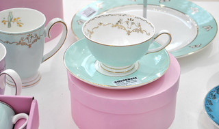 Bombay Duck Miss Darcy teaset