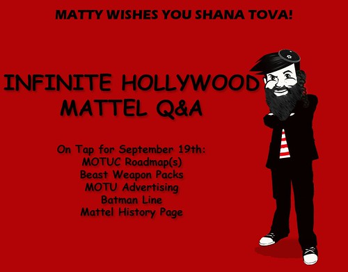 Ask Matty Mattel