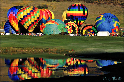 Snowmass Balloon Festival 2012