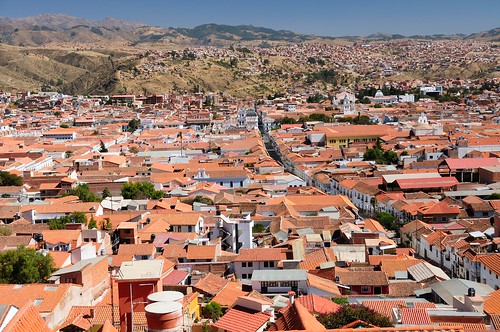 city roof red house photography photo foto fotografie image capital picture bolivia images getty bild dach extraordinary sucre chuquisaca anitque wernerbuchel