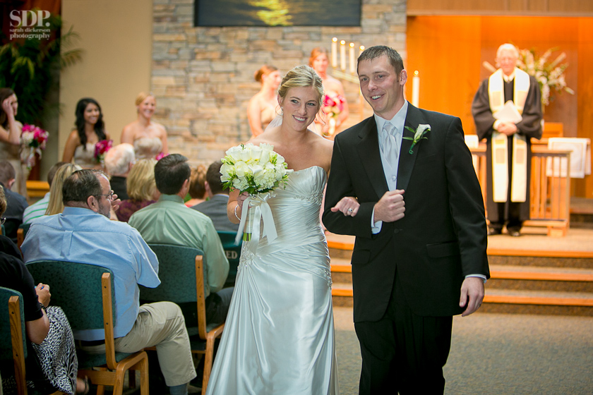 Wesley Chapel Overland Park wedding