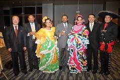 202 Aniversario de la Independencia de México en Etiopía