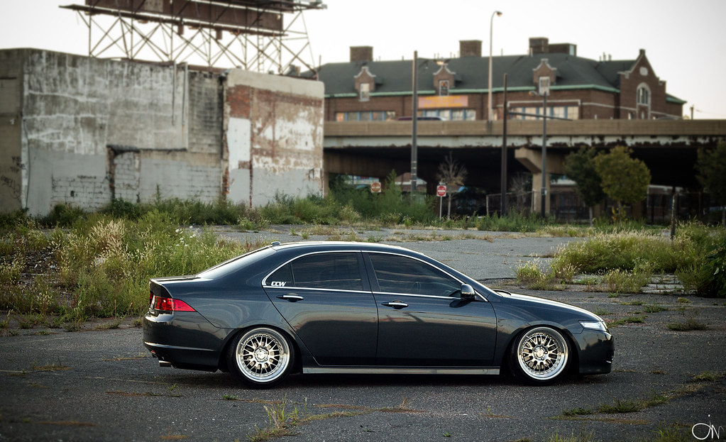 Acura TSXHonda Accord Euro R On CCWs VADrivencom Forums - Acura tsx euro r