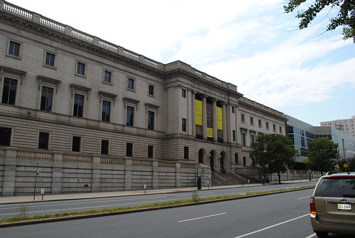 Third Philadelphia Mint building