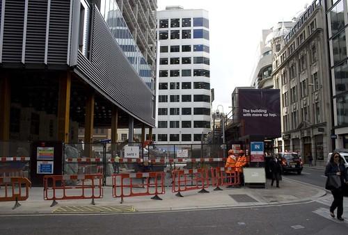 Future pavement area