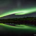 Dance of the spirits - Aurora Borealis Heart !!