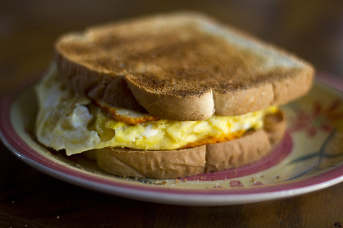 Egg & cheese