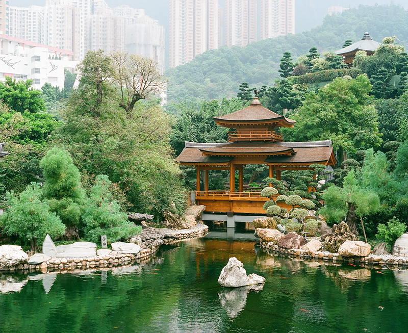 志蓮淨苑。