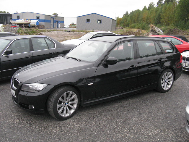 bmw 318d touring e91 flickr photo sharing. Black Bedroom Furniture Sets. Home Design Ideas