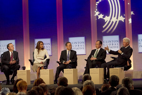 Clinton Global Initiative, CGI
