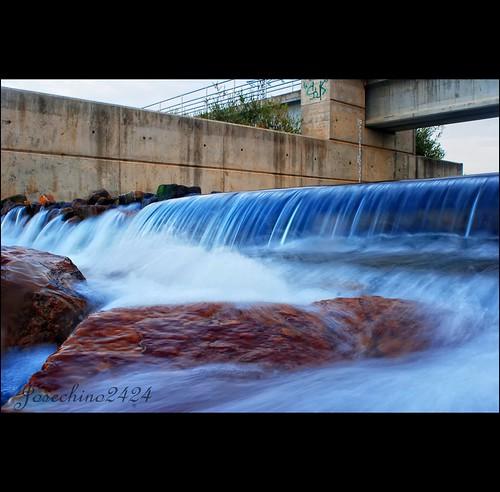 Presa del Rio bullaque el Torno