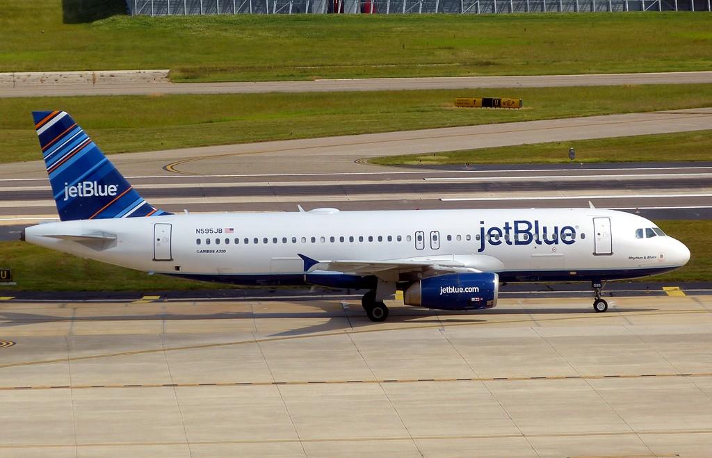 jetBlue - N595JB - A320-232