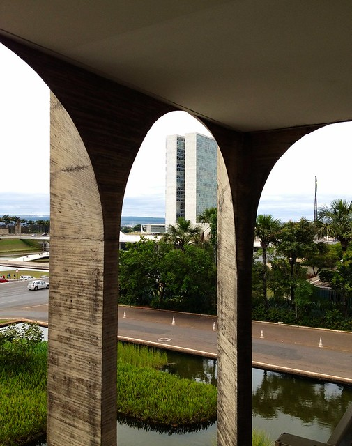 Palácio do Itamaraty - Foto Diego Paiva