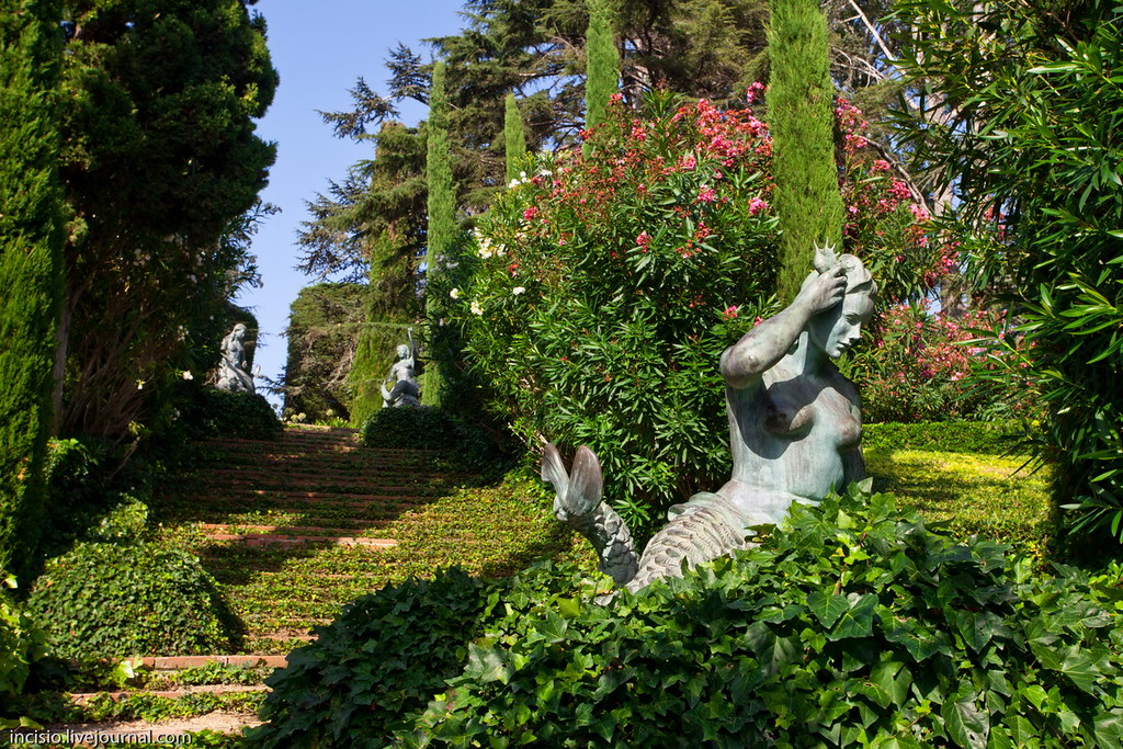 Jardines de santa clotilde alexander for Jardines de santa clotilde