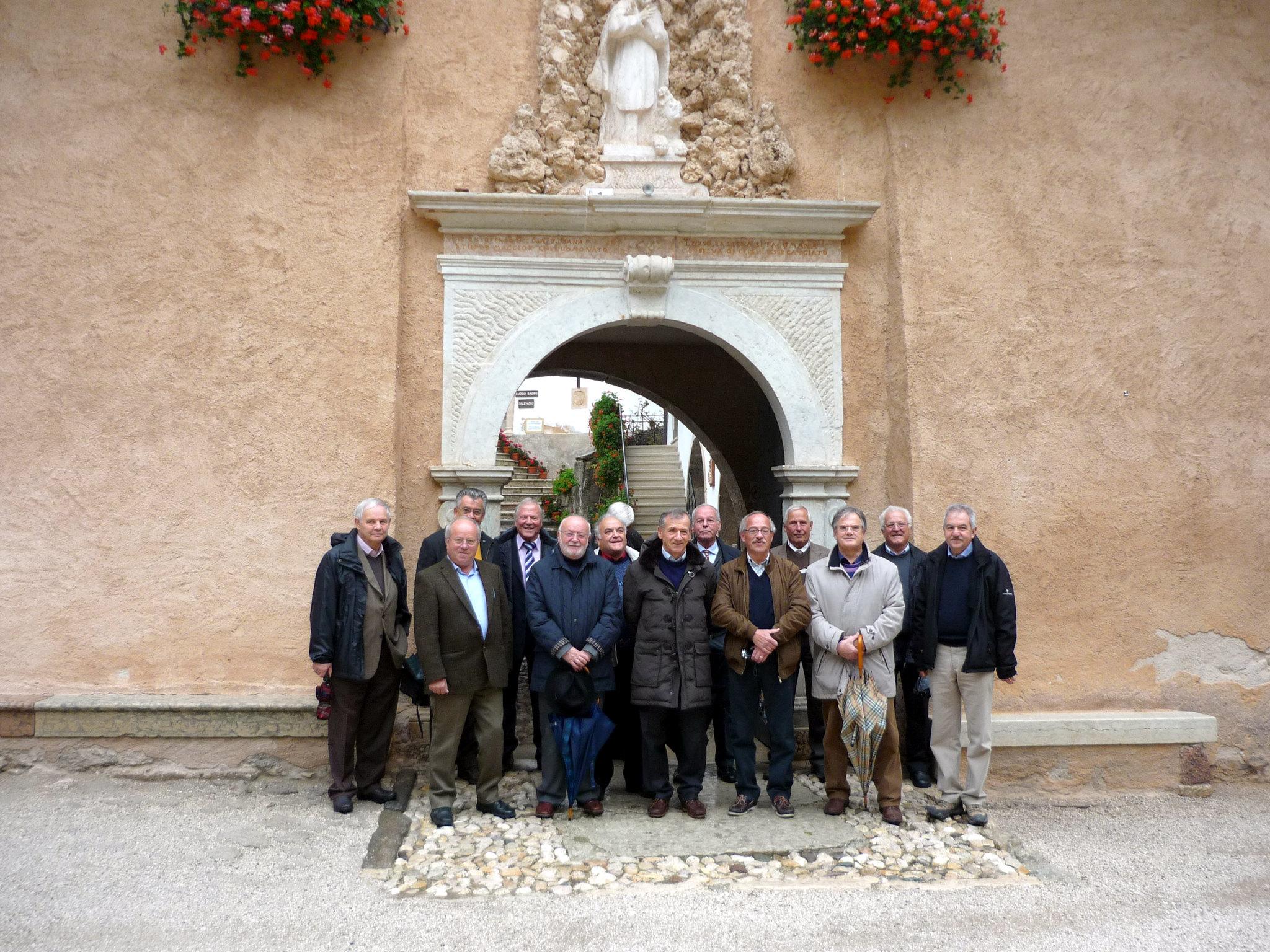 2012 - Incontro TN-BZ in Val di Non